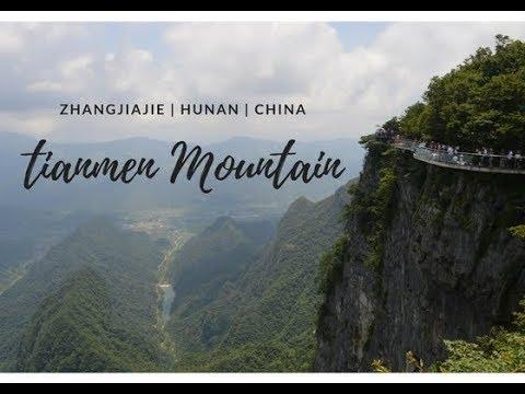 Tianmen Mountain   Zhangjiajie   Hunan, China