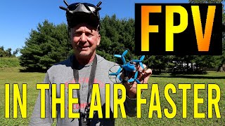 FPV | How to Get Into The Air Faster