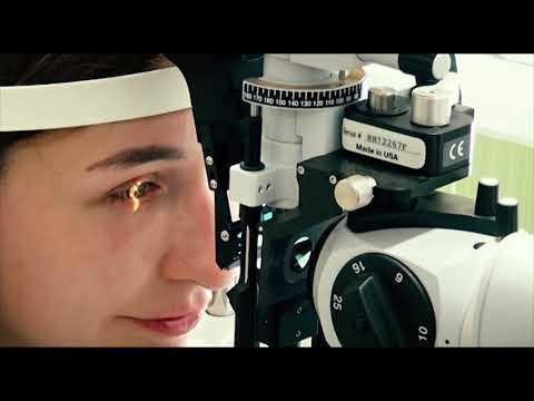 Полное восстановление зрения для всех