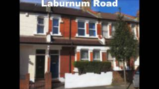 preview picture of video 'Laburnum Road, Wimbledon'