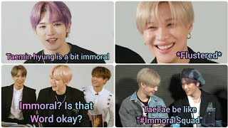 SuperM in a nutshell (Sunbae&Hoobae goals)