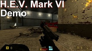Half-Life 2 на стероидах [H.E.V. Mark VI Demo]