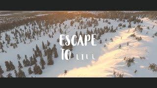 Thomas Mattia - Escape (ft. Giulss) [Official Lyric Video]