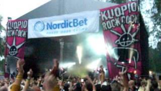 Apulanta live @ Kuopio RockCock 2009