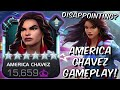 6 Star America Chavez First Look Gameplay - Another Disappointment? - Marvel Contest of Champions