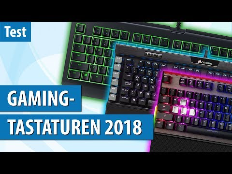 Die besten GAMING-TASTATUREN 2018 im großen Vergleichs-Test | #Gaming-PC