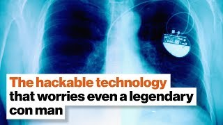 The hackable technology that worries even a legendary con man | Frank W. Abagnale