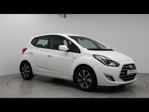 2018 Hyundai ix20