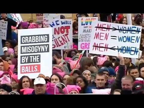 Womens' March Global seeks big turnout on Sunday