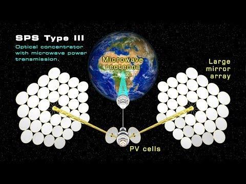 5bd4bdaef79 Questo pannello spaziale potrebbe garantire energia infinita alla Terra