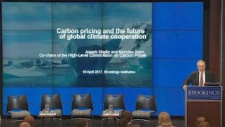 Carbon pricing and the future of global climate cooperation - Introduction and presentation