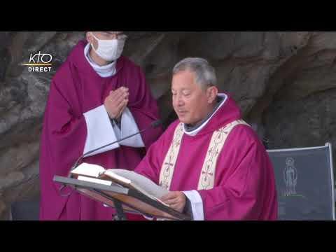 Messe de 10h à Lourdes du 18 mars 2021