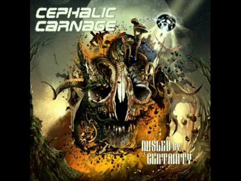 Cephalic Carnage - Abraxas of Filth