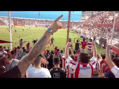 """""""Los capangas ( hinchada de instituto vs juventud unida ) + GOL !"""" Barra: Los Capangas • Club: Instituto"""