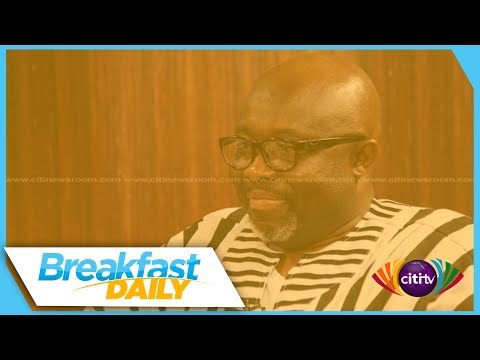 NADMO leadership in Wa must resign over distribution of expired items - George Andah