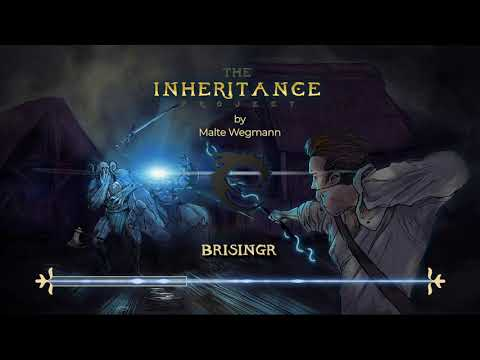Brisingr - The Inheritance Project - Malte Wegmann