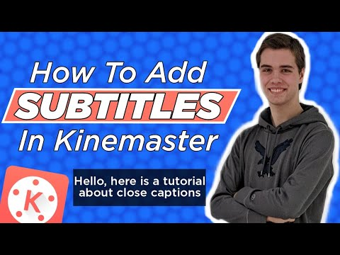 How To Add Subtitles In Kinemaster Video Editing App