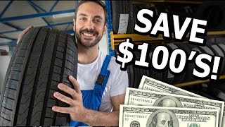 How To Buy Tires, the RIGHT WAY