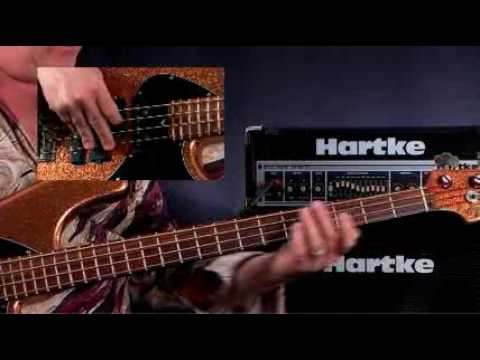 How To Play Bass Guitar - Lessons for Beginners - 3rd & 10th Intervals
