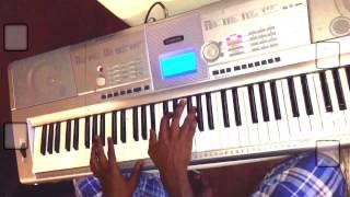 Ghana Piano Worship (Piano Lessons)
