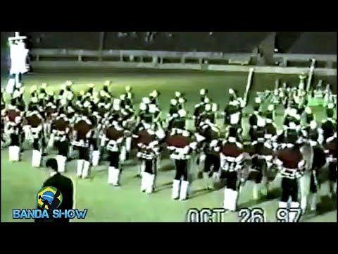Fanfarra Impacto de Salvador em Alagoinhas 1997 - FANFARRA DAS ANTIGAS ‹ Banda Show ›