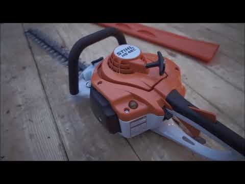Best hedge trimmers for the money.. STIHL HS 46C Review SS LAWN CARE