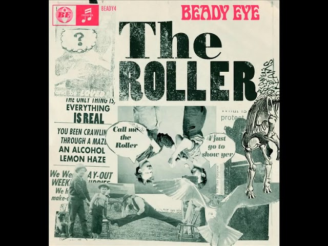 Beady Eye To Release First Single - The Roller