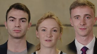 video: 'I was told to kill myself for being Tory': Young Conservatives share the abuse they've suffered for their politics