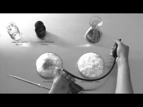 MXP 特許素材「マキシフレッシュ(R)プラス」の消臭機能