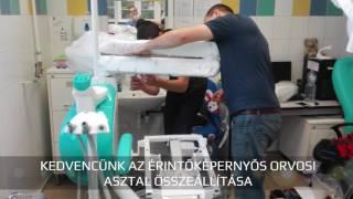 Új kezelőegységünk egy budapesti rendelőkomplexumban