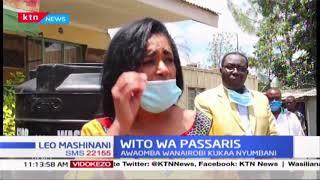 Esther Passaris awaomba wanairobi kukaa nyumbani