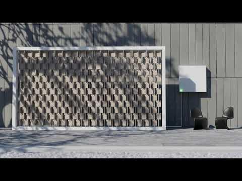 Kinetički zid kao vjetroturbina