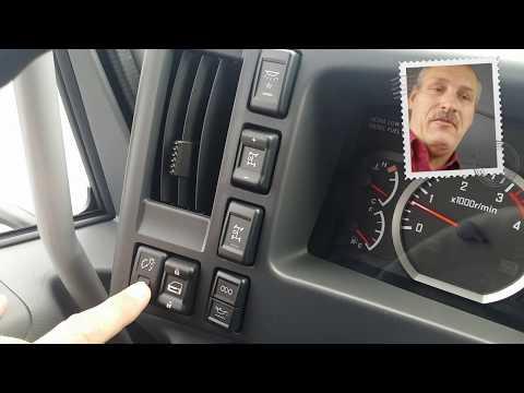 Isuzu Diesel Switches On Dash Left of Steering Column - Introducing