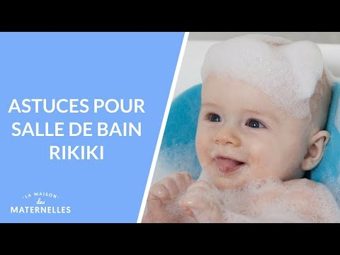 Baignoires rikiki - La Maison des maternelles #LMDM