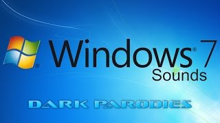 All Windows 7 Sounds