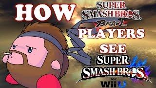 How Brawl Players See Smash 4