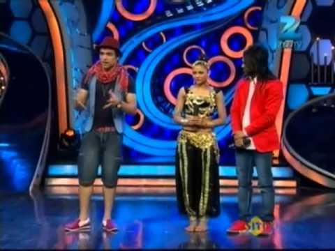did dance ka tashan october 06 2013 zoya