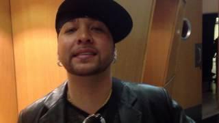 """Abel Talamantez de """"Kumbia Kings"""" y """"Los Super Reyes"""" manda saludos a CAQUE K?"""