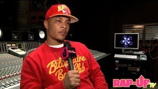 T.I. Admits Andre 3000 Outshined Him on 'Sorry'