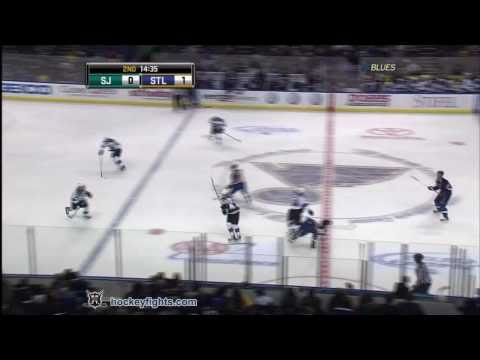 Alex Pietrangelo vs. Logan Couture