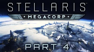 Stellaris: MegaCorp - Part 4 - That's No Planet...