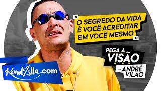 Pega A Visão Com o André Vilão – Motivação de Quebrada