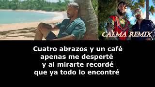Pedro Capó-Calma Remix ft Farruko(Video oficial)