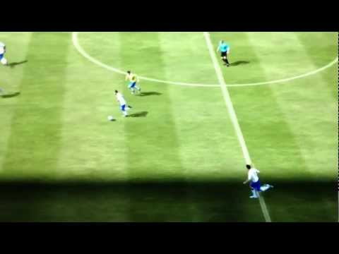 FIFA Striker Sexually Assaulted By Goalkeeper, Dusts Himself Off And Tries Again
