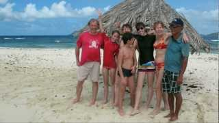 preview picture of video 'Destination les Grenadines part 2'