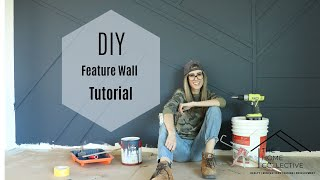 DIY Feature Wall Tutorial