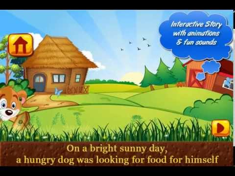 funny story about a greedy dog The cat and the mouse the cat was very greedy the story have alots educational idea i love to read it another story is very good too.