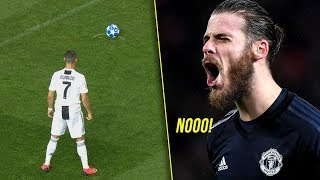 Why Goalkeepers are Afraid of Cristiano Ronaldo? Answer HERE! 🔥