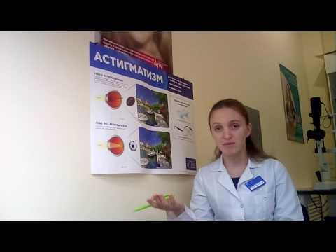 Как лечат астигматизм у детей