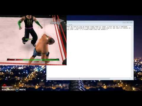 Download Ste Men es invensible | WWE2k09| HD Mp4 3GP Video and MP3